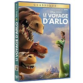 Le voyage d'Arlo, Dvd
