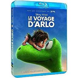 Le voyage d'Arlo, Blu-ray