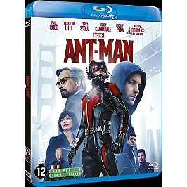 Ant-Man, Blu-ray