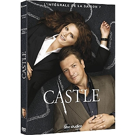 Coffret Castle, saison 7, Dvd