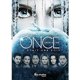 Coffret once upon a time, saison 4, Dvd