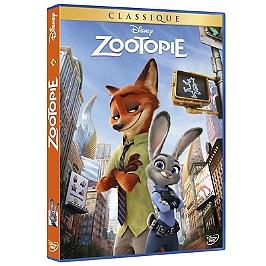Zootopie, Dvd
