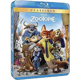 Zootopie, Blu-ray