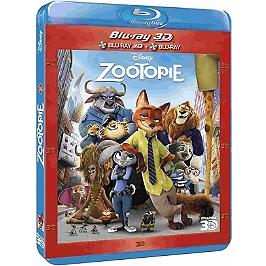 Zootopie, Blu-ray 3D