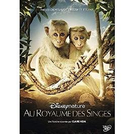 Au royaume des singes, Dvd