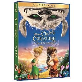 Clochette et la créature légendaire, Dvd