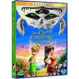 Clochette et la créature légendaire, Blu-ray