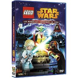 Lego star wars : les nouvelles chroniques de Yoda, vol. 1, Dvd
