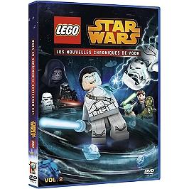 Lego star wars : les nouvelles chroniques de Yoda, vol. 2, Dvd