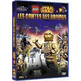 Lego star wars : les contes des droïdes, vol. 1, Dvd