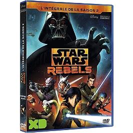 Coffret star wars rebels, saison 2, Dvd