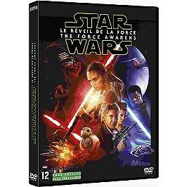 Star wars 7 : le réveil de la Force, Dvd