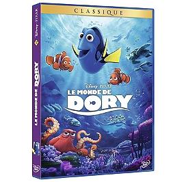 Le monde de Dory, Dvd