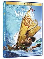 Vaiana, la légende du bout du monde en Dvd