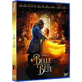La belle et la bête, Dvd
