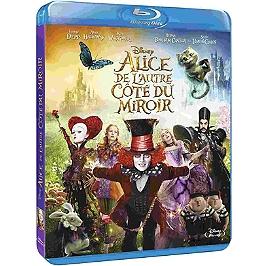 Alice 2 : de l'autre côté du miroir, Blu-ray