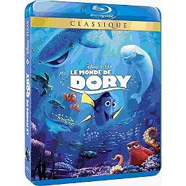 Le monde de Dory, Blu-ray