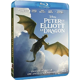 Peter et Elliott le dragon, Blu-ray