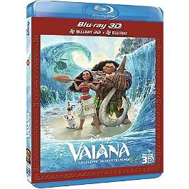 Vaiana, la légende du bout du monde, Blu-ray 3D