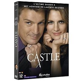 Coffret Castle, saison 8, Dvd