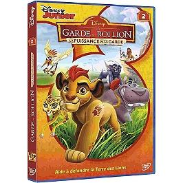 La garde du roi lion : la puissance de la garde, vol. 2, Dvd