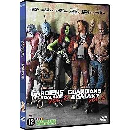 Les gardiens de la galaxie, vol. 2, Dvd