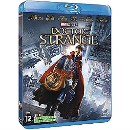 Doctor Strange, Blu-ray