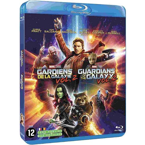 Blu Ray Les Gardiens De La Galaxie Vol 2 Espace Culturel E