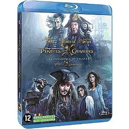 Pirates des Caraïbes 5 : la vengeance de Salazar, Blu-ray