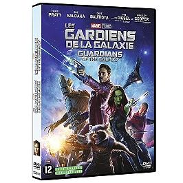 Les gardiens de la galaxie, Dvd