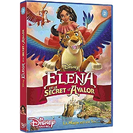 Elena et le secret d'Avalor, vol. 2, Dvd