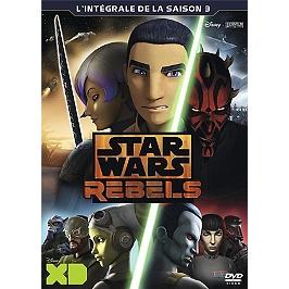 Coffret star wars rebels, saison 3, Dvd