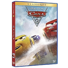 Cars 3, Dvd