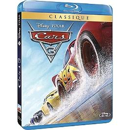 Cars 3, Blu-ray