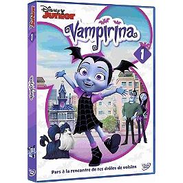 Vampirina, Dvd