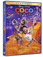 Coco en Dvd
