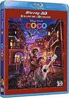 Coco en Blu-ray 3D
