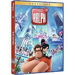 Ralph 2.0, Dvd