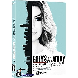 Coffret Grey's anatomy, saison 13, Dvd