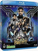 Black Panther en Blu-ray