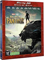 Black Panther en Blu-ray 3D