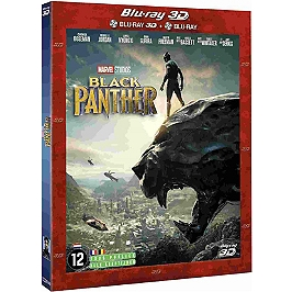 Black Panther, Blu-ray 3D