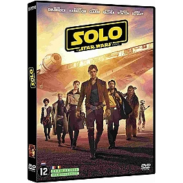 Solo, a star wars story, Dvd