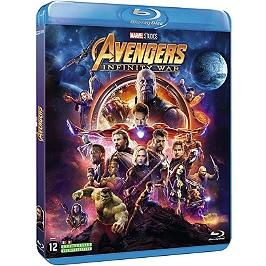 Avengers 3 : infinity war, Blu-ray