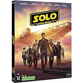 Solo, a star wars story, Blu-ray