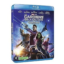 Les gardiens de la galaxie, Blu-ray