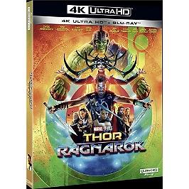 Thor 3 : Ragnarok, Blu-ray 4K