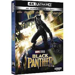 Black Panther, Blu-ray 4K