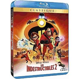 Les Indestructibles 2, Blu-ray