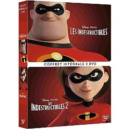 Coffret les Indestructibles 1 et 2, Dvd